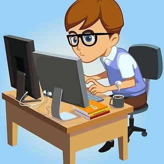 Geek clipart programming Programming Overflow Stack Geek Geek