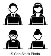 Geek clipart programming 5 Programmer 293 Programmer Illustrations