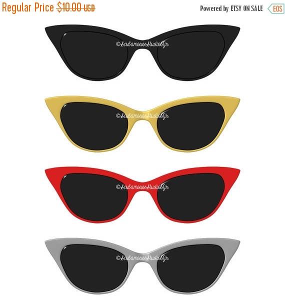 Geek clipart sunglass Clipart  diva Summer Summer