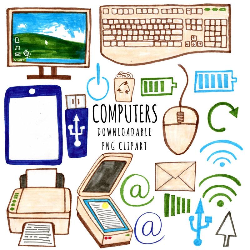 Geek clipart tape Tech Technology Computer Clipart Clipart