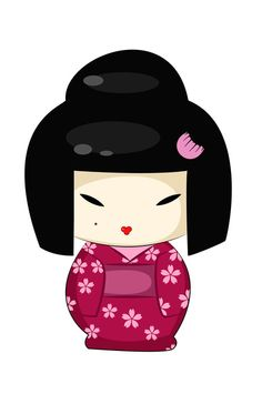 Geisha clipart china doll Photos Print Pictures – Images