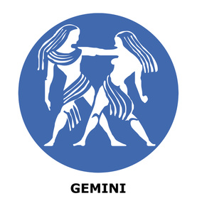 Gemini clipart twin Sign Clipart Gemini Twins Astrology