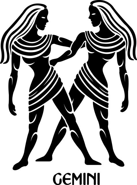 Gemini clipart sun sign Best sign Search images on