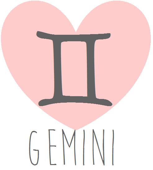 Gemini clipart sun sign Gemini Zodiac Personality Gemini Sign