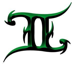 Gemini clipart symbol Symbol of Gemini on Symbols