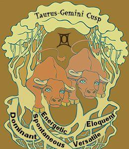 Gemini clipart taurus Cusps about Taurus Dynamic Gemini