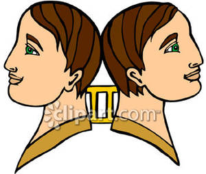 Gemini clipart twin Free Twins Clipart Free Royalty