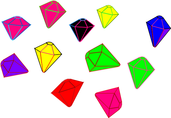 Gems clipart Clip Each Clker Clip com