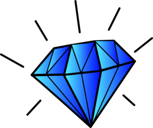 Gems clipart shaped object Clipart  Clip Diamond Gem