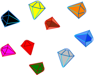 Gems clipart logo At royalty Gems Clker free