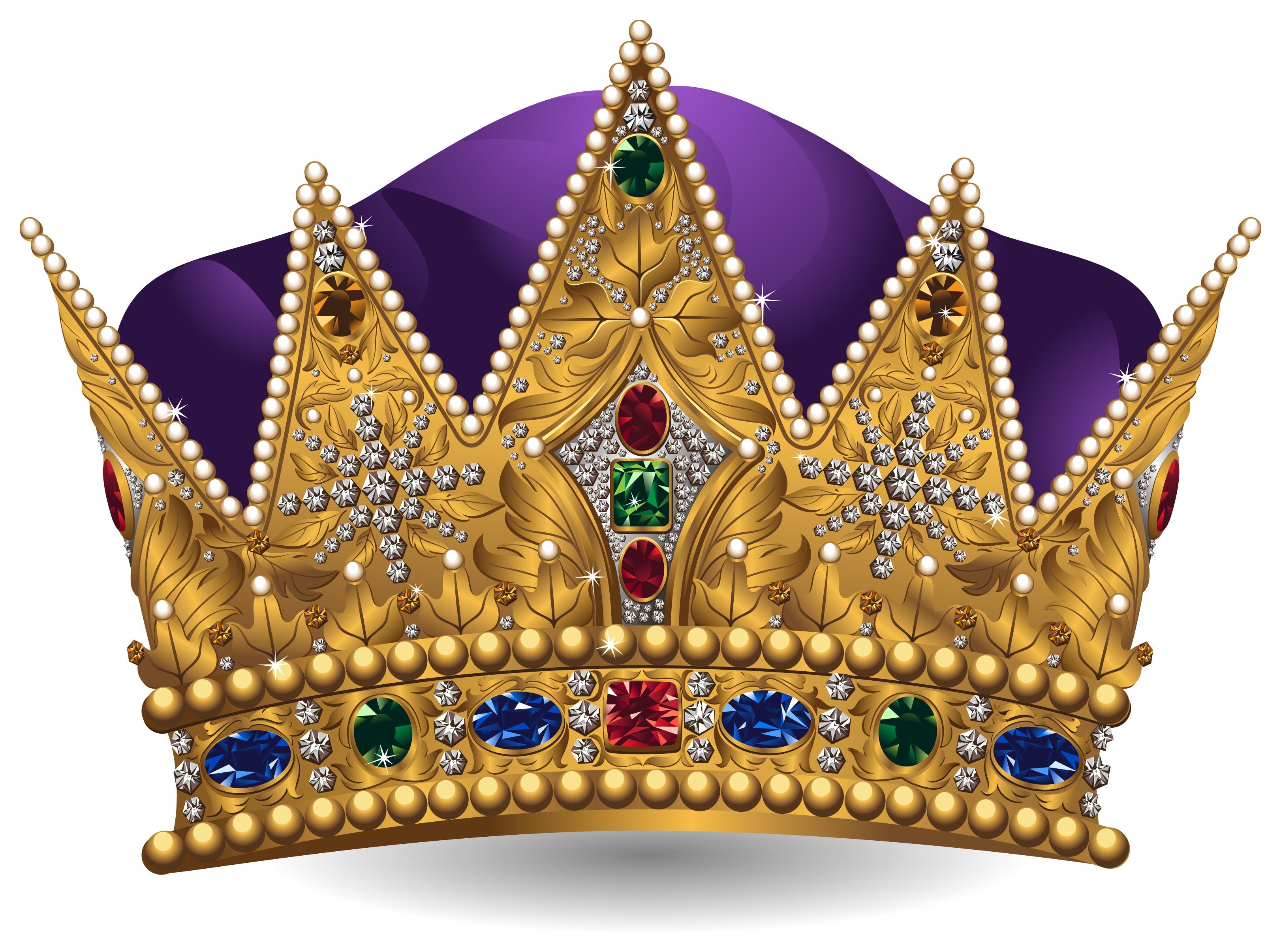 Gems clipart crown jewels Crowning Millennial crown King Prophecies