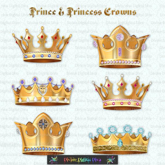Gems clipart crown jewels On Etsy Gems Diamonds Jewels