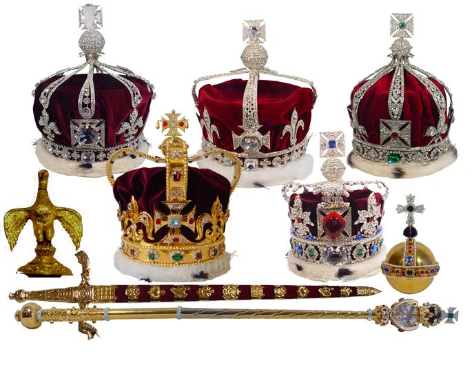 Gems clipart crown jewels JewelsBritish Crown Tower 25+ England