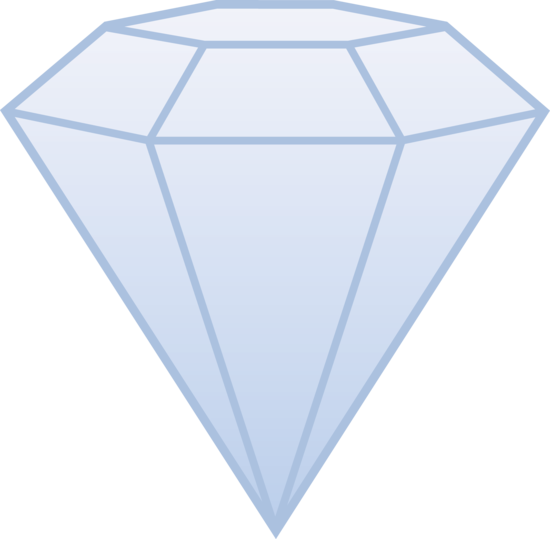 Crystals clipart diamond outline Free 2 Pictures Diamond Clip