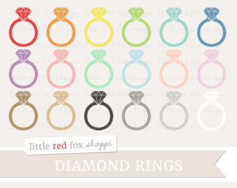 Gems clipart engagement ring Clip Art Jewelry clipart Wedding