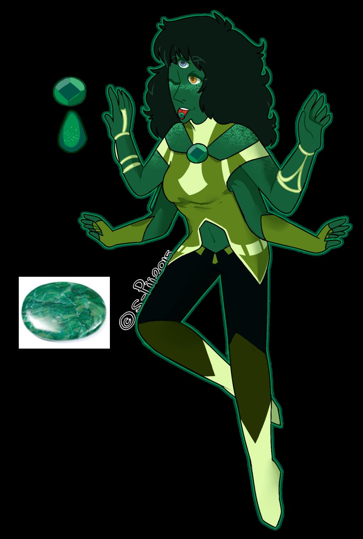 Gems clipart jade Gem Gemsona fusions by hxstile