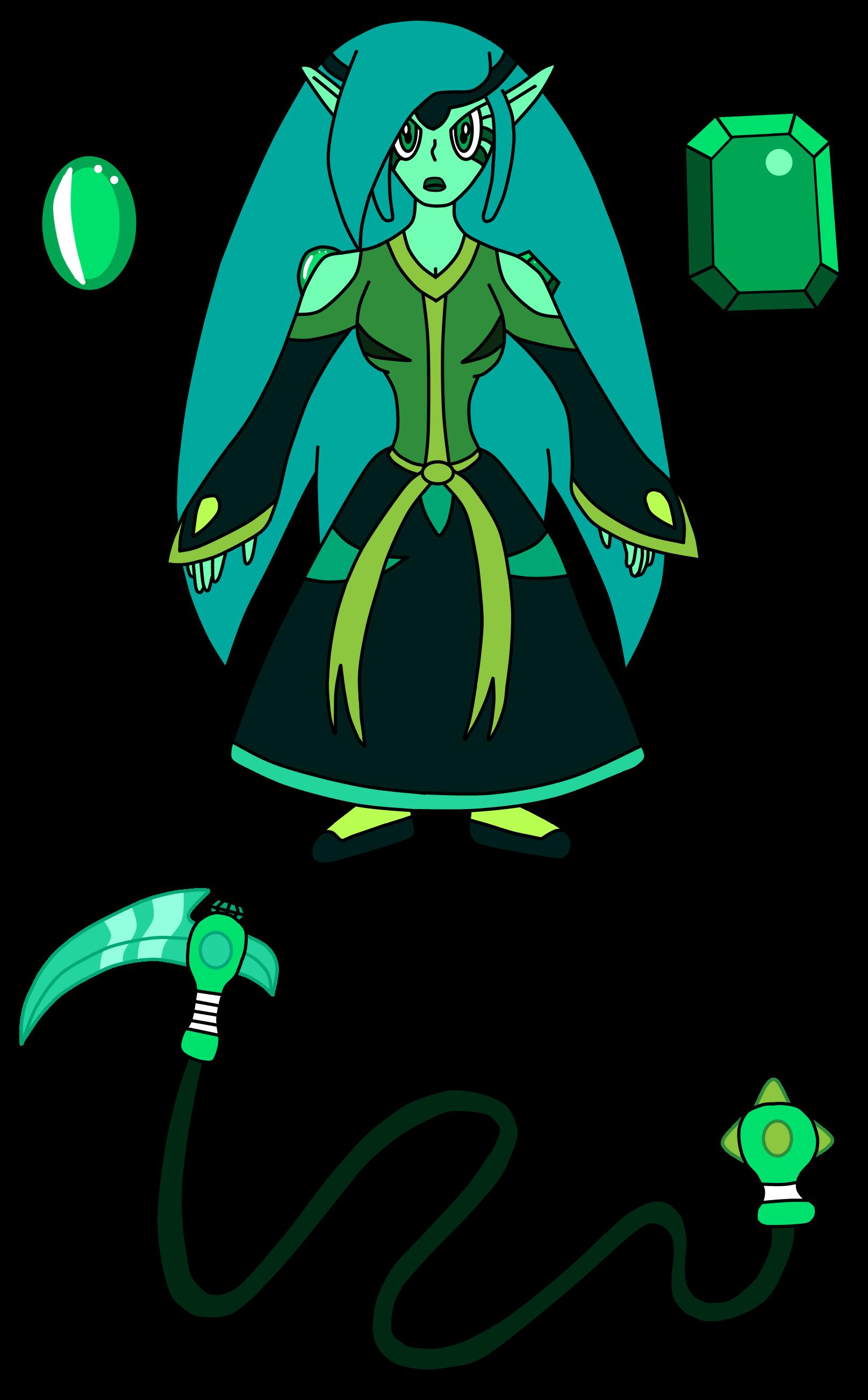 Gems clipart jade Gem by Jade Fusion DeviantArt