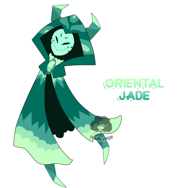 Gems clipart jade (CLOSED) Jade Gem Corrupted on