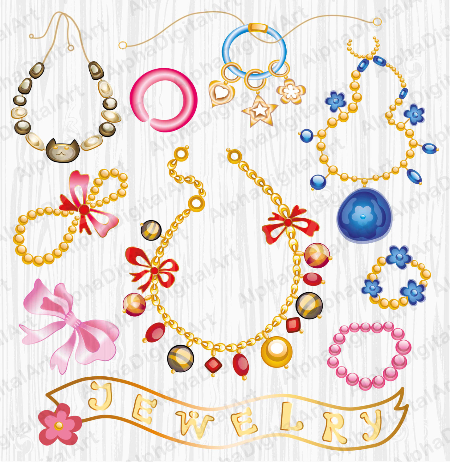 Gems clipart jewellery 11 is Jewelry a Rings
