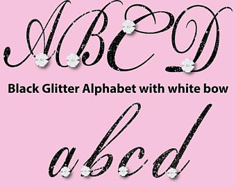 Diamond clipart neon Neon Alphabet Diamond alphabet letters