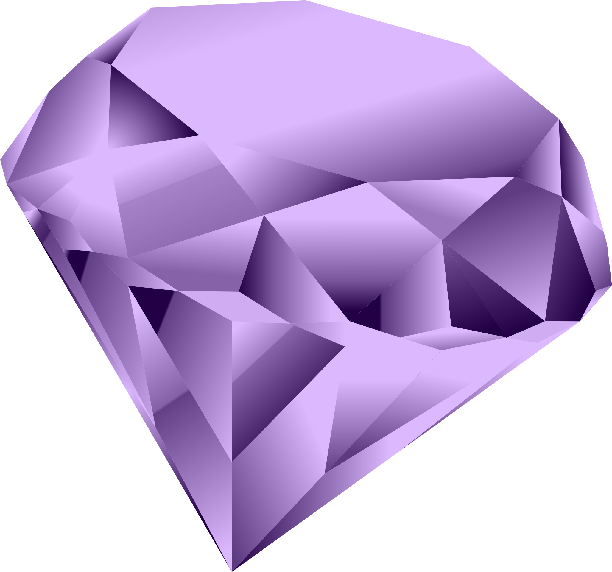 Gems clipart purple diamond Diamond Clipart 3 diamond 3