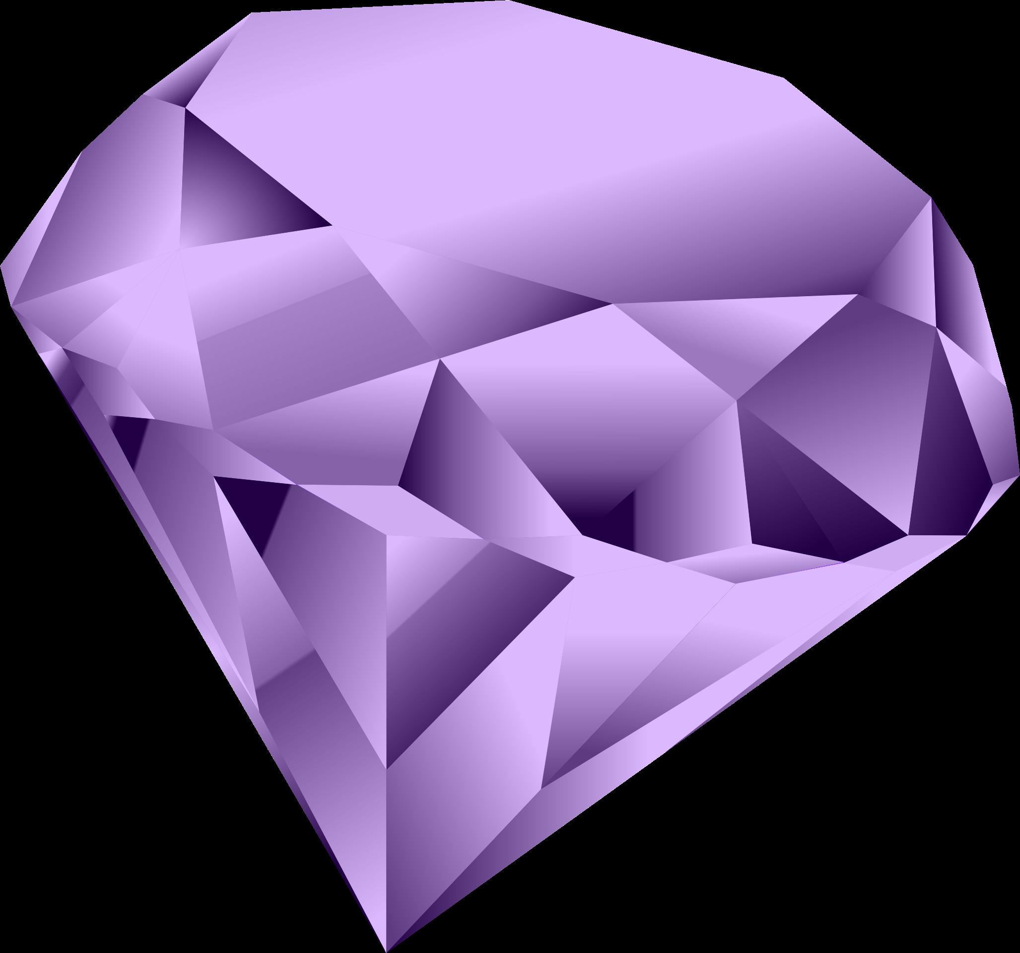 Gems clipart purple diamond 3 diamond Clipart 3 diamond