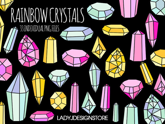 Crystal clipart precious Art Diamonds Art clip digital
