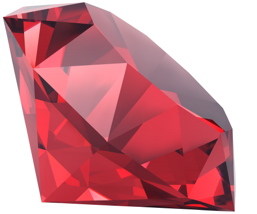 Ruby clipart diamond #3