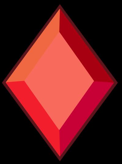 Diamond clipart red diamond SU Gems Pinterest Red Gemstones