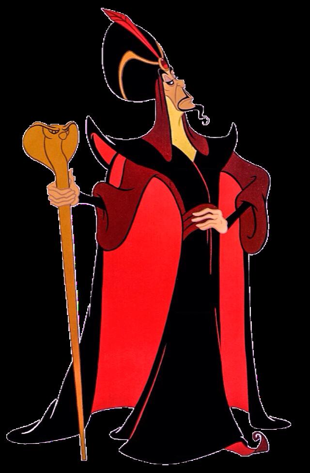 Genie Lamp clipart aladdin jafar Jafar by powered Wikia Disney