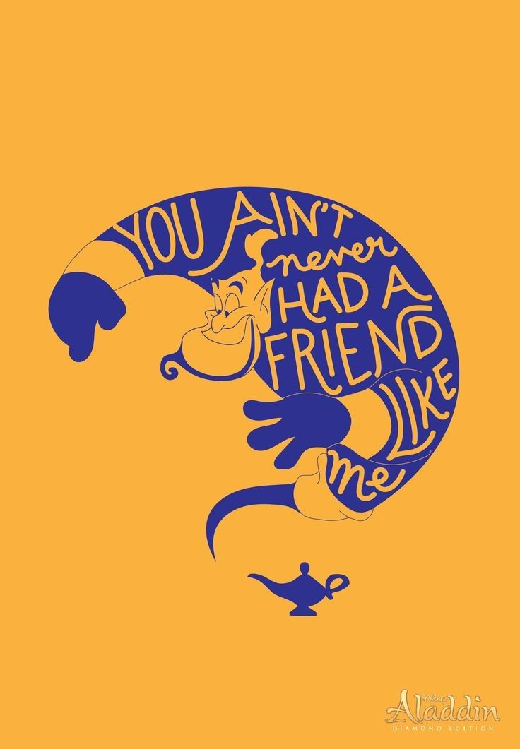 Genie Lamp clipart aladdin quote On Williams quotes like