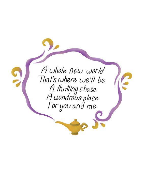 Genie Lamp clipart aladdin quote On 25+ Jasmine Lyric Aladdin