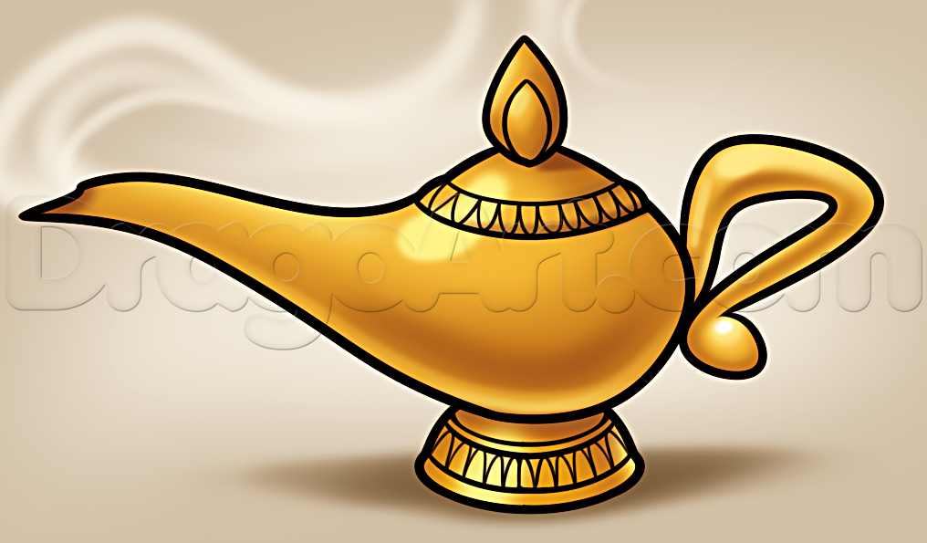 Lantern clipart genie By lamp to Stuff Culture