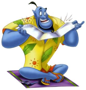 Genie Lamp clipart disney's aladdin Alladin Aladdin Gifs Clipart Gifs