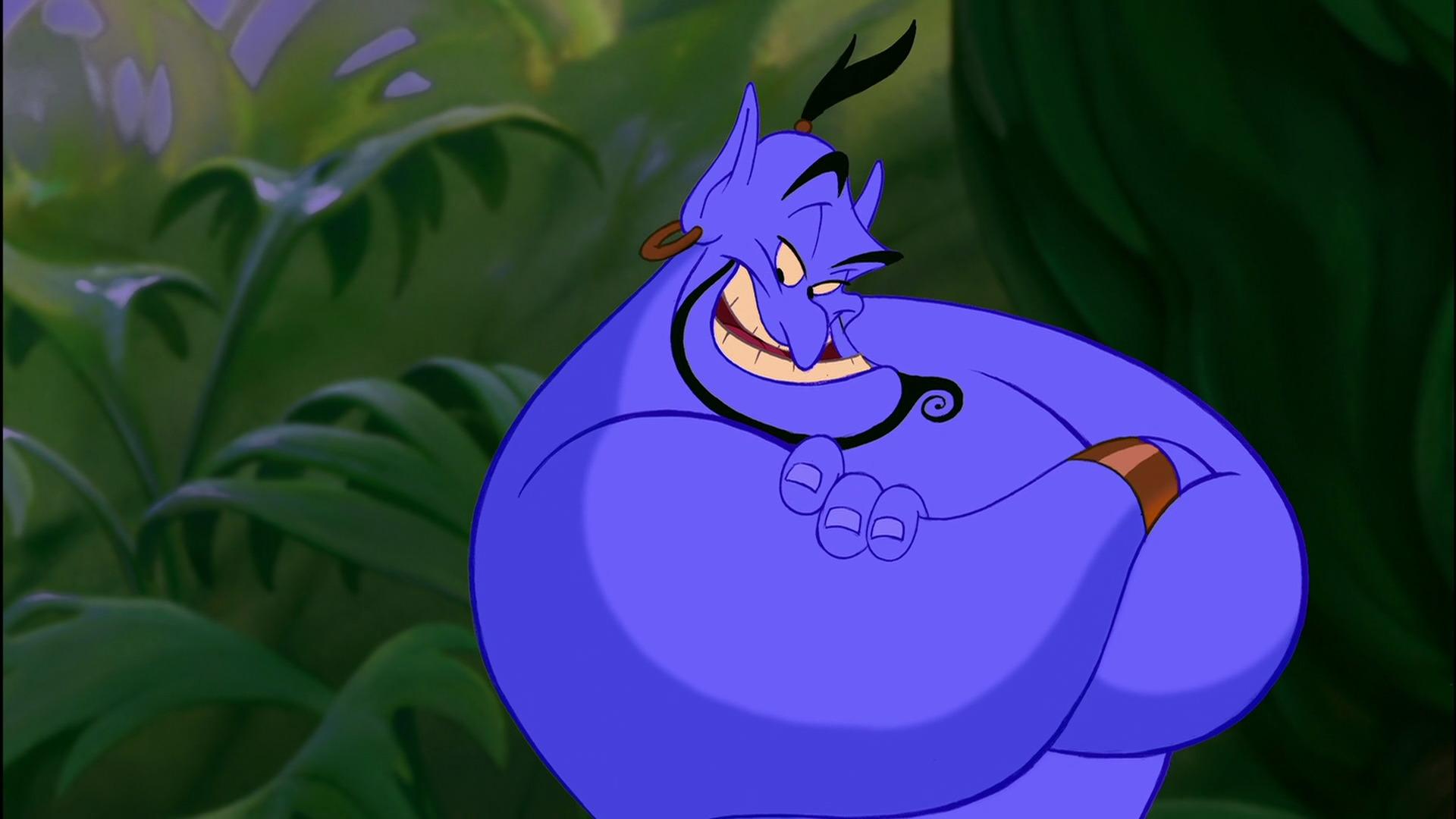 Genie Lamp clipart disney's aladdin Genie Wiki Disney FANDOM powered