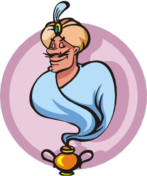 Genie Lamp clipart genie bottle In Genie 72 on on
