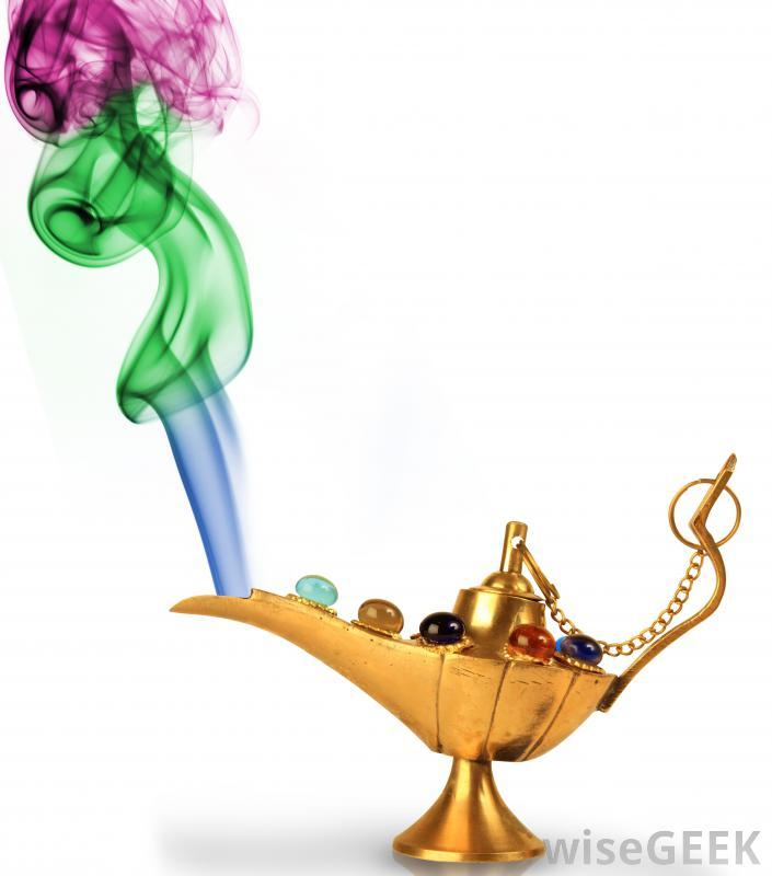Genie Lamp clipart jeannie Is Smoke Jeannie Dream a