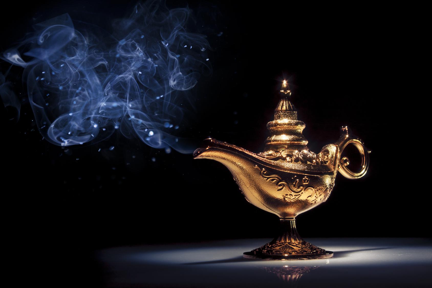 Genie Lamp clipart jeannie Images Magic 31626894 Images Image: