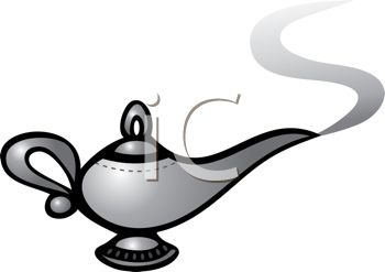 Oil Lamp clipart magic lamp Lamp Magic cliparts Lamp Clipart