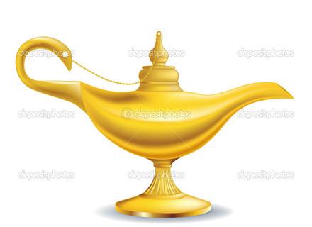 Genie Lamp clipart lamp light Genie Lamp Aladdin Clipart Magic