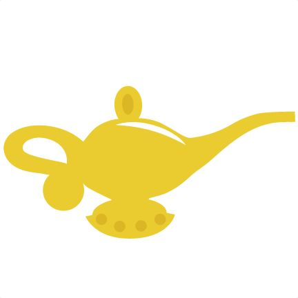 Lantern clipart genie File scrapbooking on Lamp scrapbooks