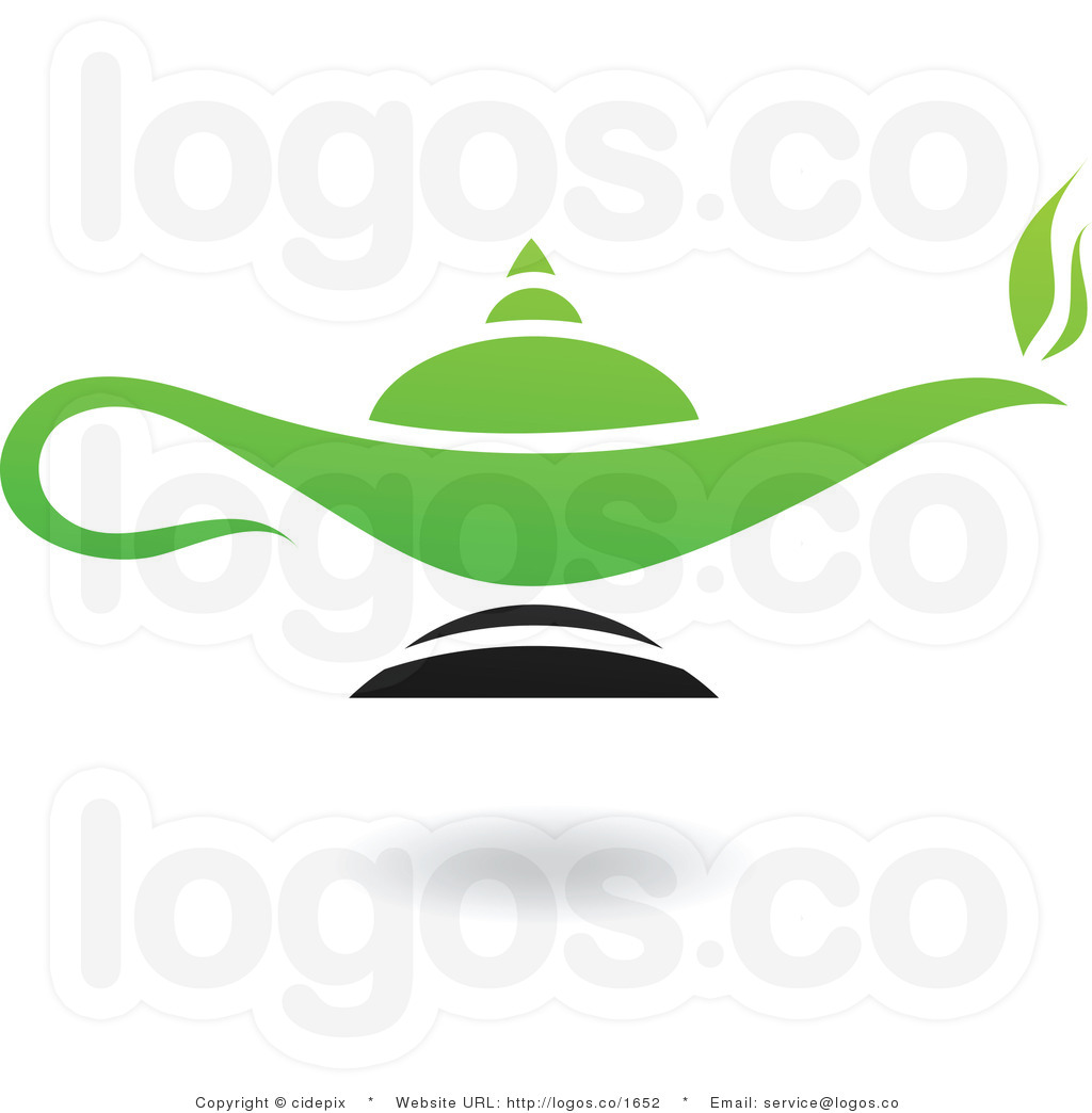 Genie Lamp clipart lamp light Magic Stock illustrations magiel Photo