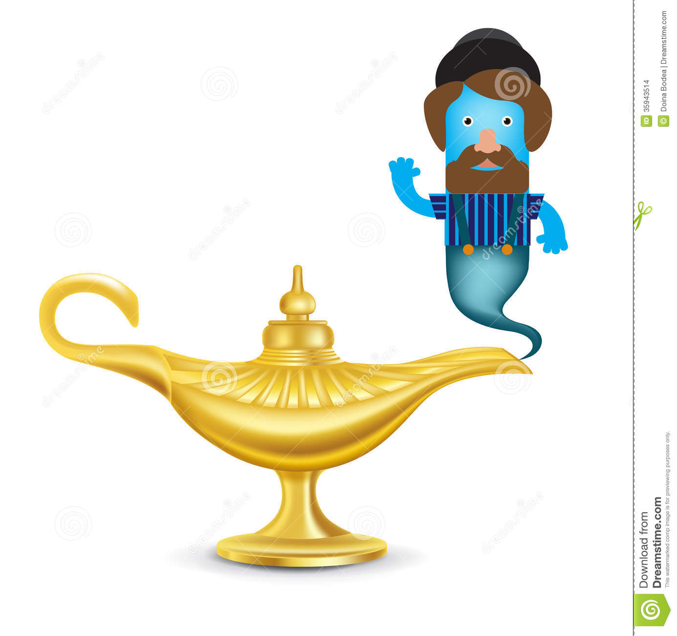 Lamps clipart genie lamp Lamp Genie Clipart Clipart Lamp
