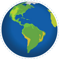 Geography clipart journey Globe 131 Geography Graphics Clipart