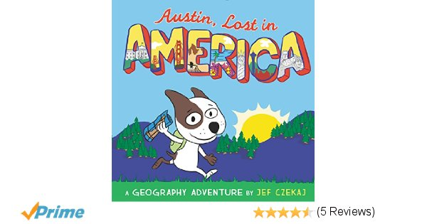 Geography clipart adventure Amazon Geography Jef Austin Books