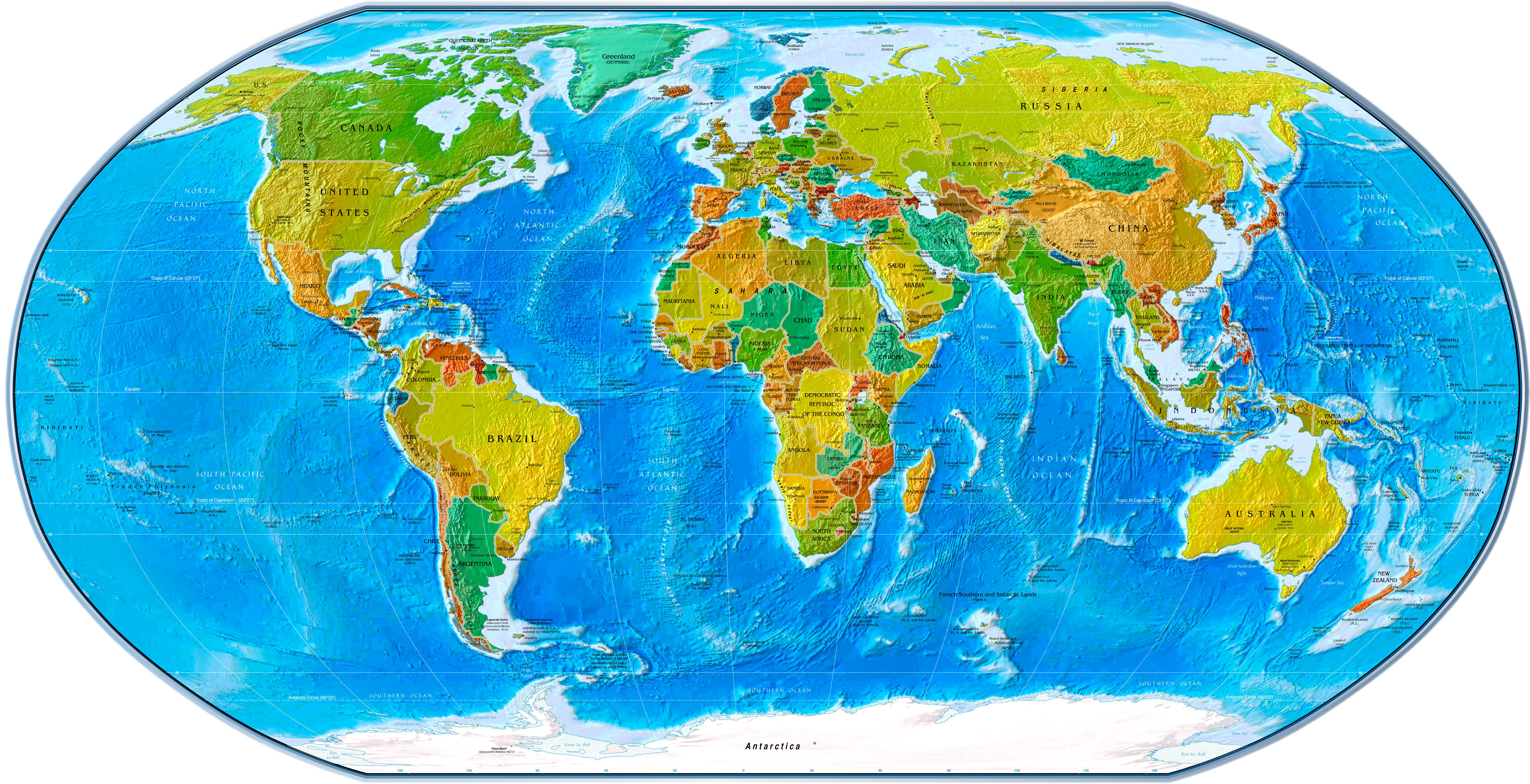 Geography clipart atlas #9