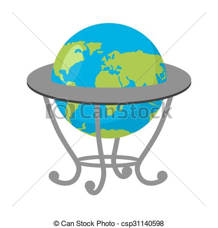 Geography clipart atlas #5