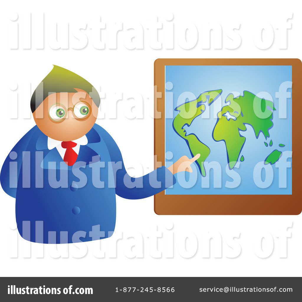 Geography clipart cartoon Free by Clipart Geography #99496