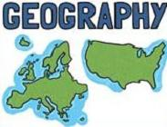 Geography clipart global How geography change is humans