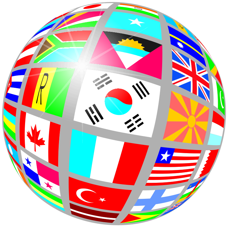 Geography clipart global Geography World  Trivia